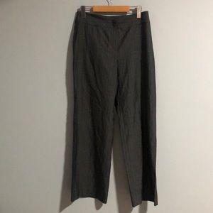 Armani Collezioni Wool and Silk pants
